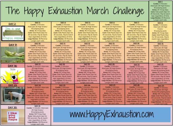 March Challenge (6)